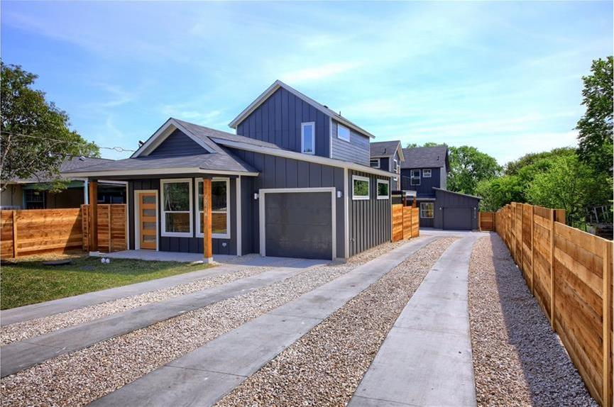 Sold Property | 7311 Providence ave #A Austin, TX 78752 0