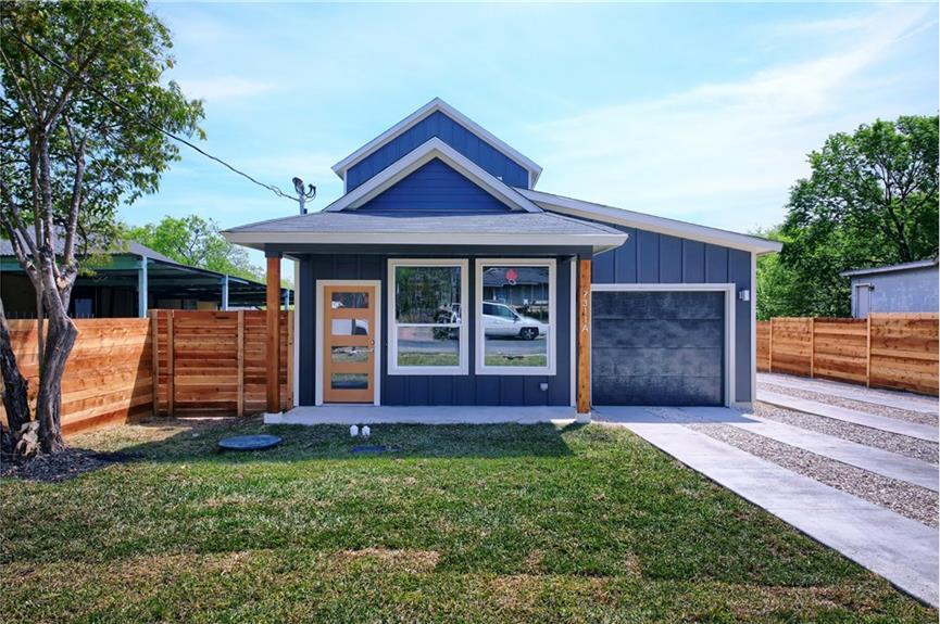Sold Property   7311 Providence ave #A Austin, TX 78752 3