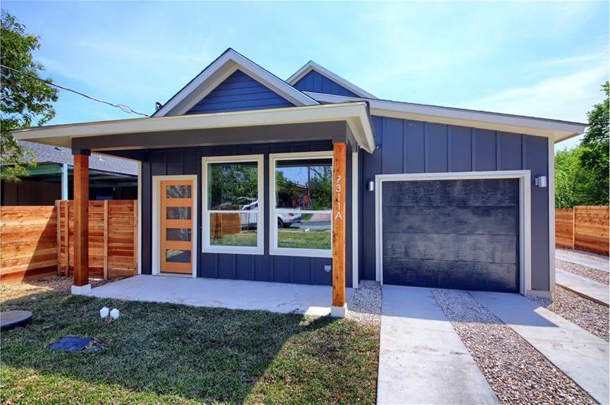 Sold Property   7311 Providence ave #A Austin, TX 78752 7
