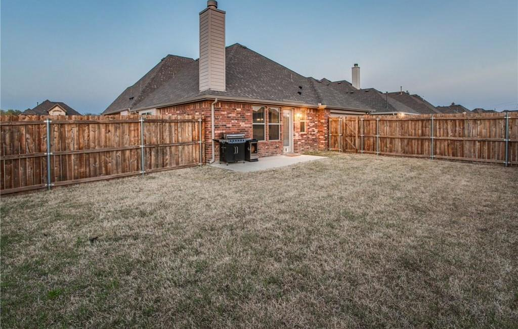 Sold Property | 1721 Fair Oaks Lane Royse City, Texas 75189 24