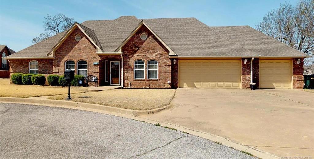 Off Market | 114 Lee Circle Sapulpa, Oklahoma 74066 0