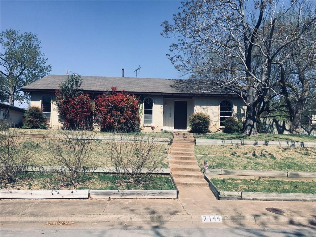 Sold Property   7144 Lyre Lane Dallas, Texas 75214 0