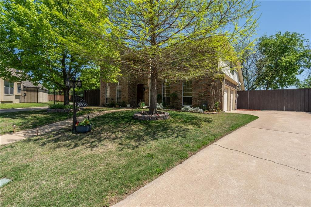 Sold Property   2206 Meandering Way McKinney, Texas 75071 2