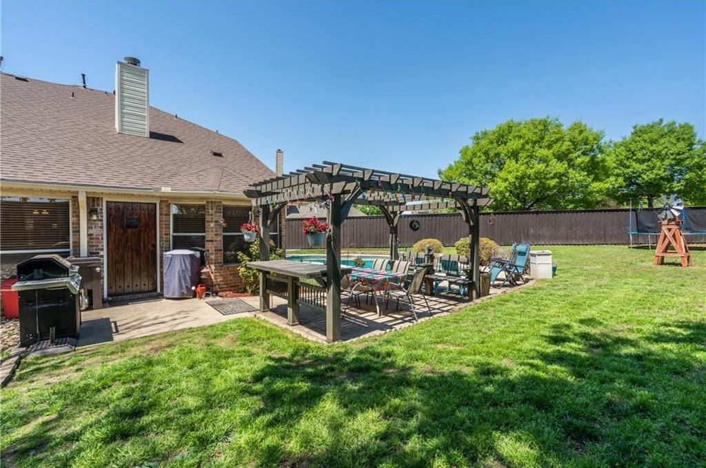 Sold Property   2206 Meandering Way McKinney, Texas 75071 31