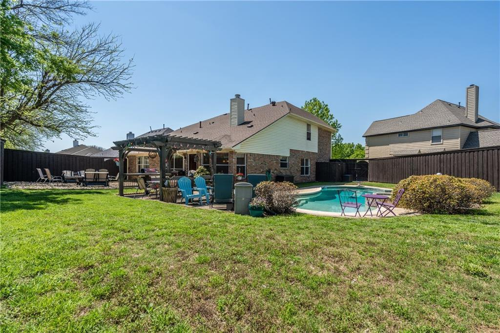 Sold Property   2206 Meandering Way McKinney, Texas 75071 32