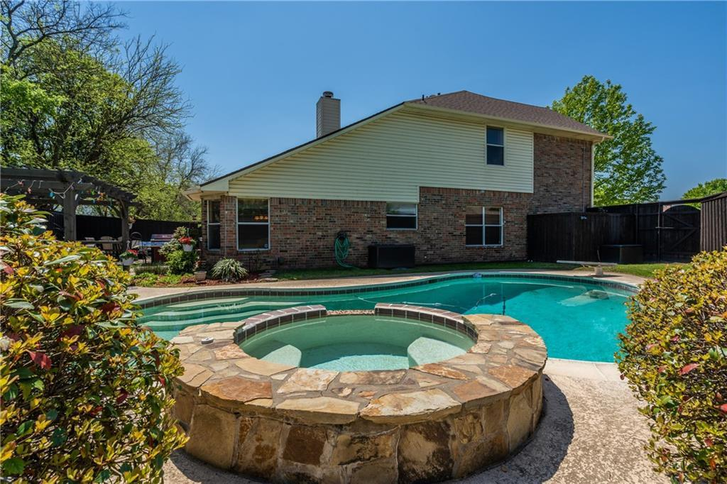 Sold Property   2206 Meandering Way McKinney, Texas 75071 34