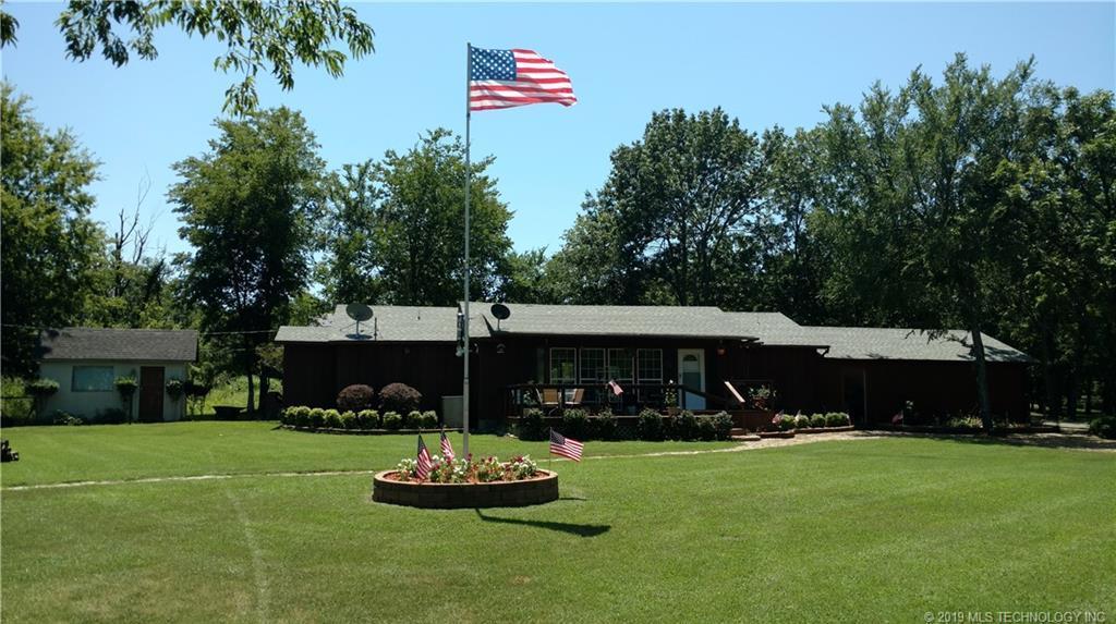 Off Market | 70 Lakeside Loop Adair, Oklahoma 74330 0