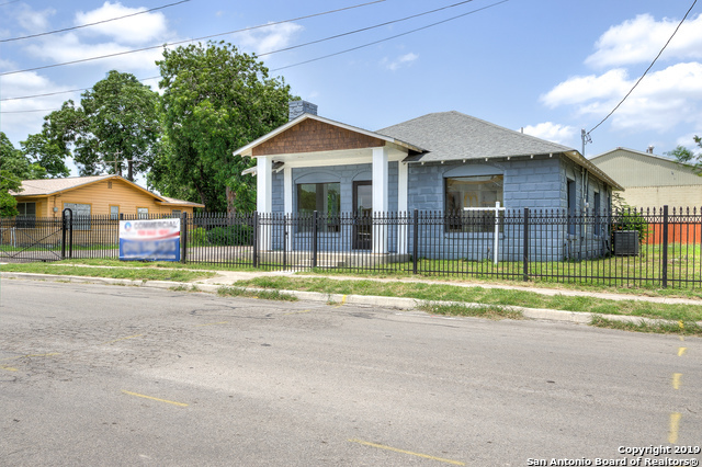 Off Market | 107 ROYSTON AVE  San Antonio, TX 78225 0