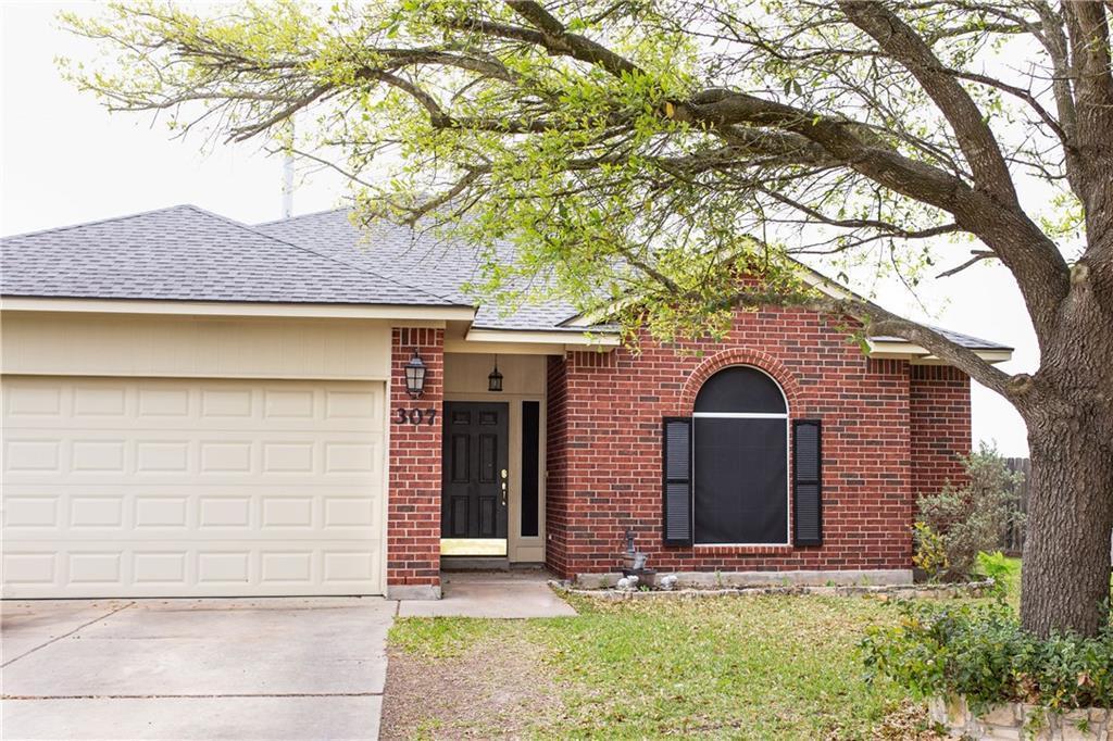 Sold Property | 307 Pheasant CV Hutto, TX 78634 1