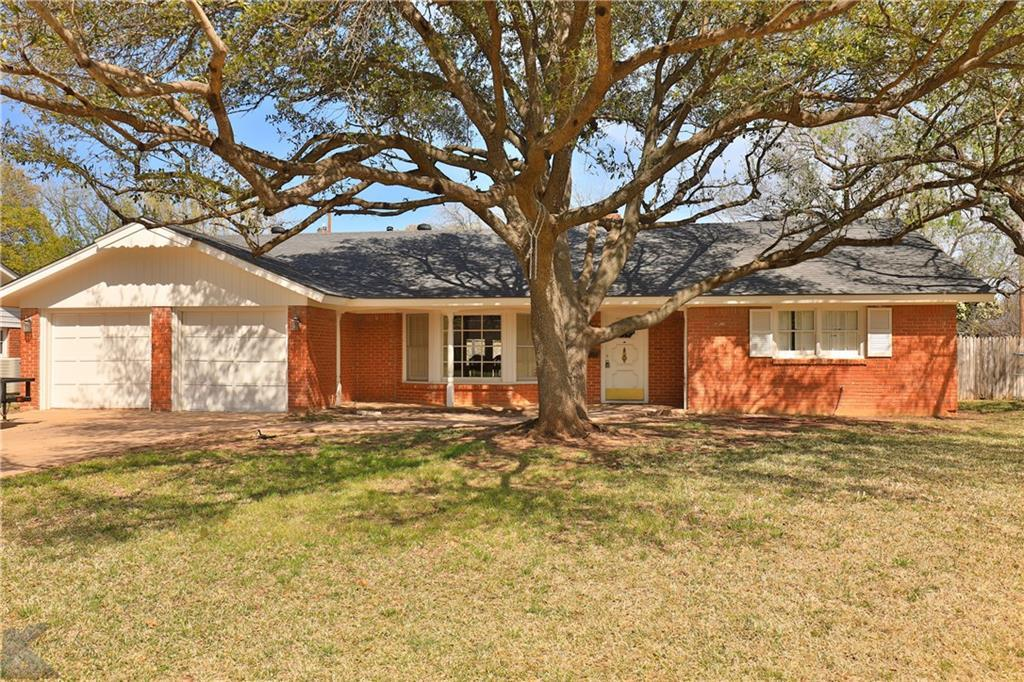 Sold Property | 2117 Regent Drive Abilene, Texas 79605 1