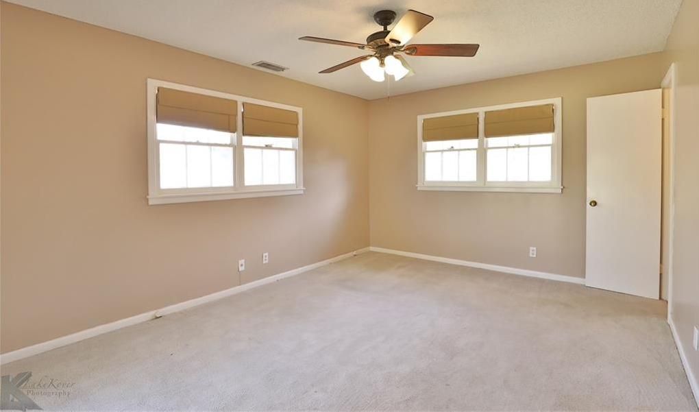 Sold Property | 2117 Regent Drive Abilene, Texas 79605 30