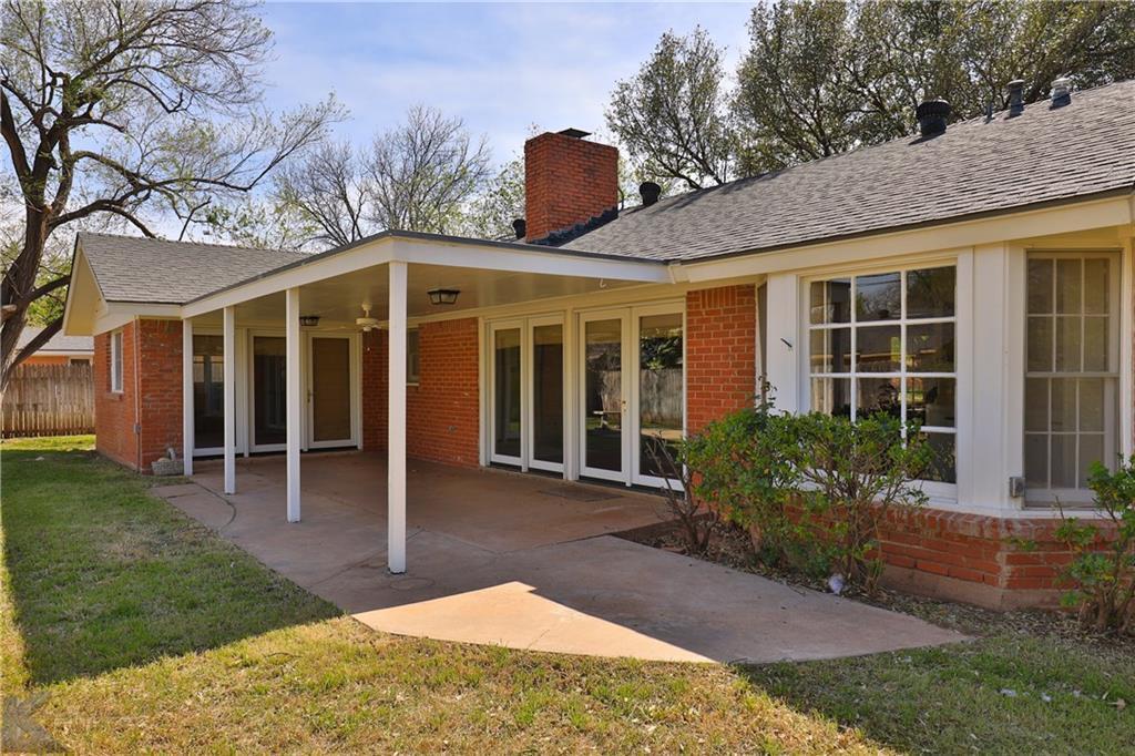 Sold Property | 2117 Regent Drive Abilene, Texas 79605 33