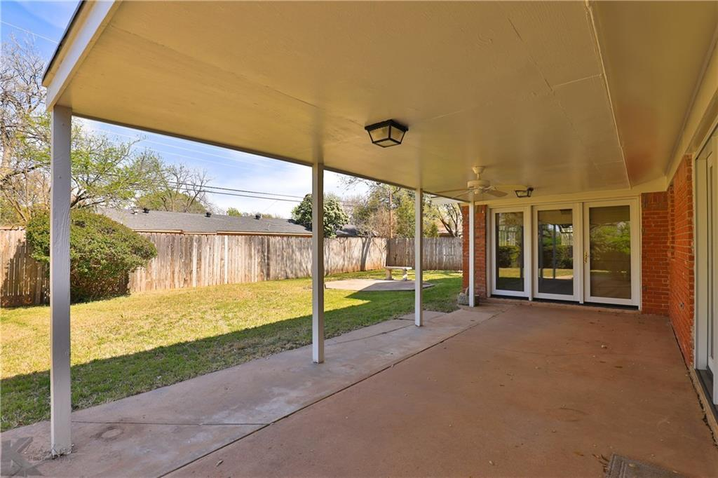 Sold Property | 2117 Regent Drive Abilene, Texas 79605 34