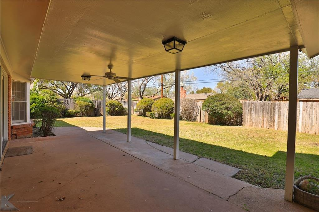 Sold Property | 2117 Regent Drive Abilene, Texas 79605 35