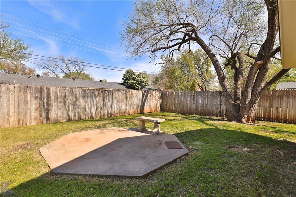 Sold Property | 2117 Regent Drive Abilene, Texas 79605 36
