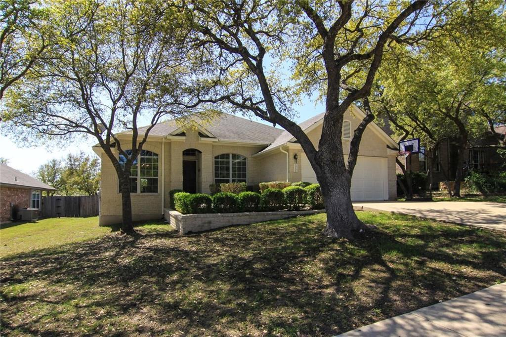 Sold Property | 2409 Grapevine Canyon Trail Leander, TX 78641 1