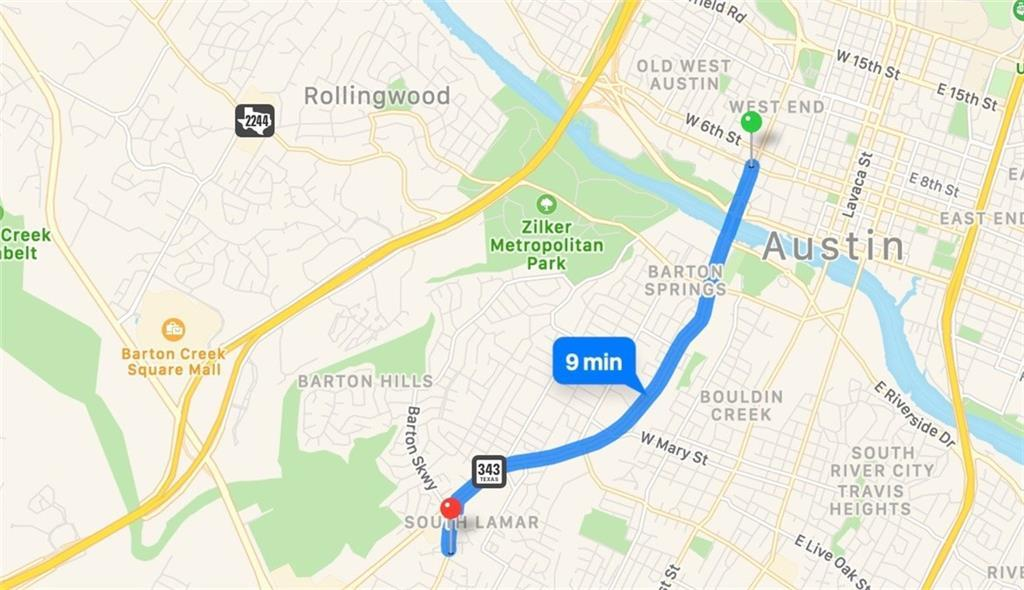 Active   3205 Manchaca Road Austin, TX 78704 5