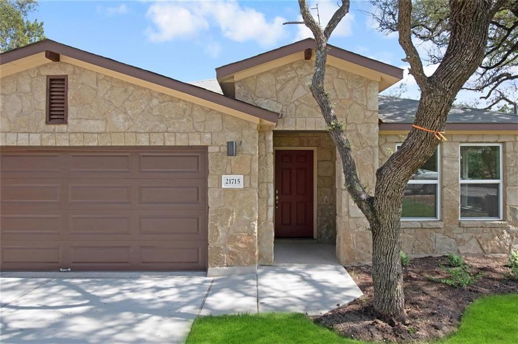 Active | 21715 Crystal WAY Lago Vista, TX 78645 0