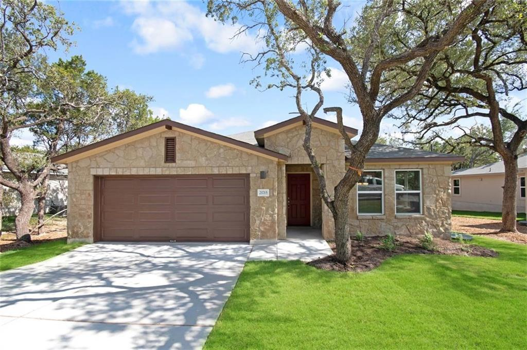 Active | 21715 Crystal WAY Lago Vista, TX 78645 1