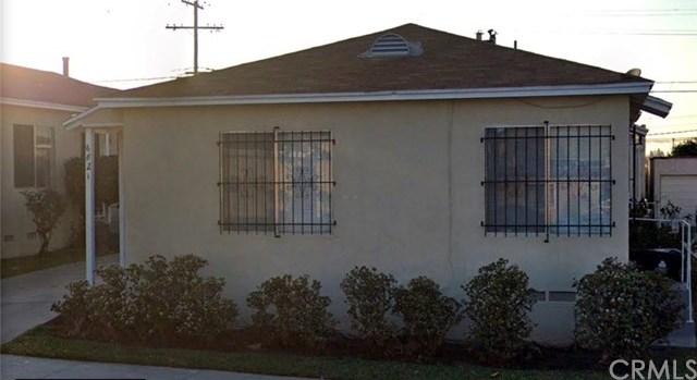 Active | 6821 S Van Ness  Avenue Los Angeles, CA 90047 0