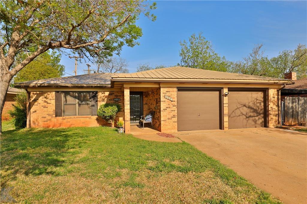 Sold Property   2326 Greenbriar Drive Abilene, Texas 79605 0