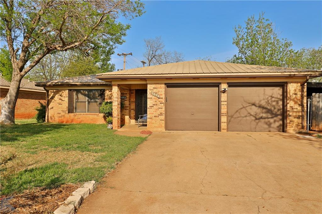 Sold Property   2326 Greenbriar Drive Abilene, Texas 79605 1