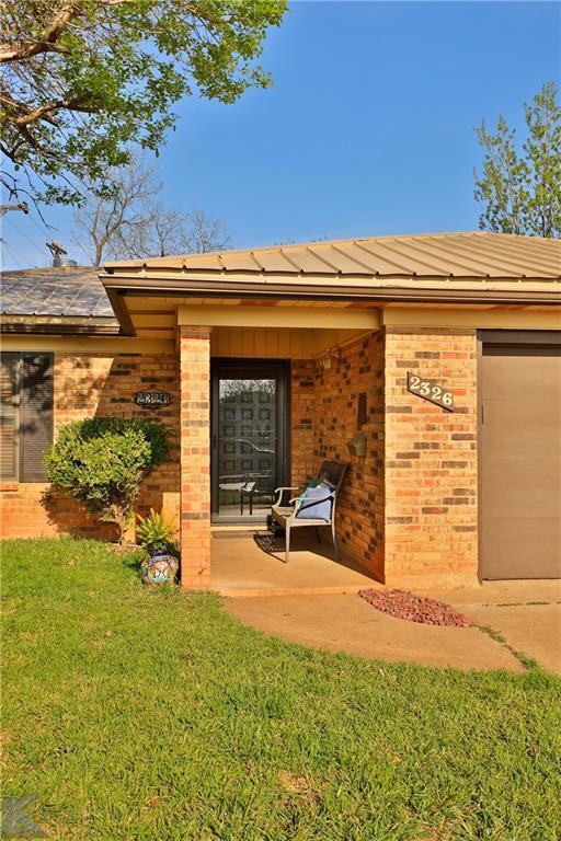 Sold Property   2326 Greenbriar Drive Abilene, Texas 79605 2