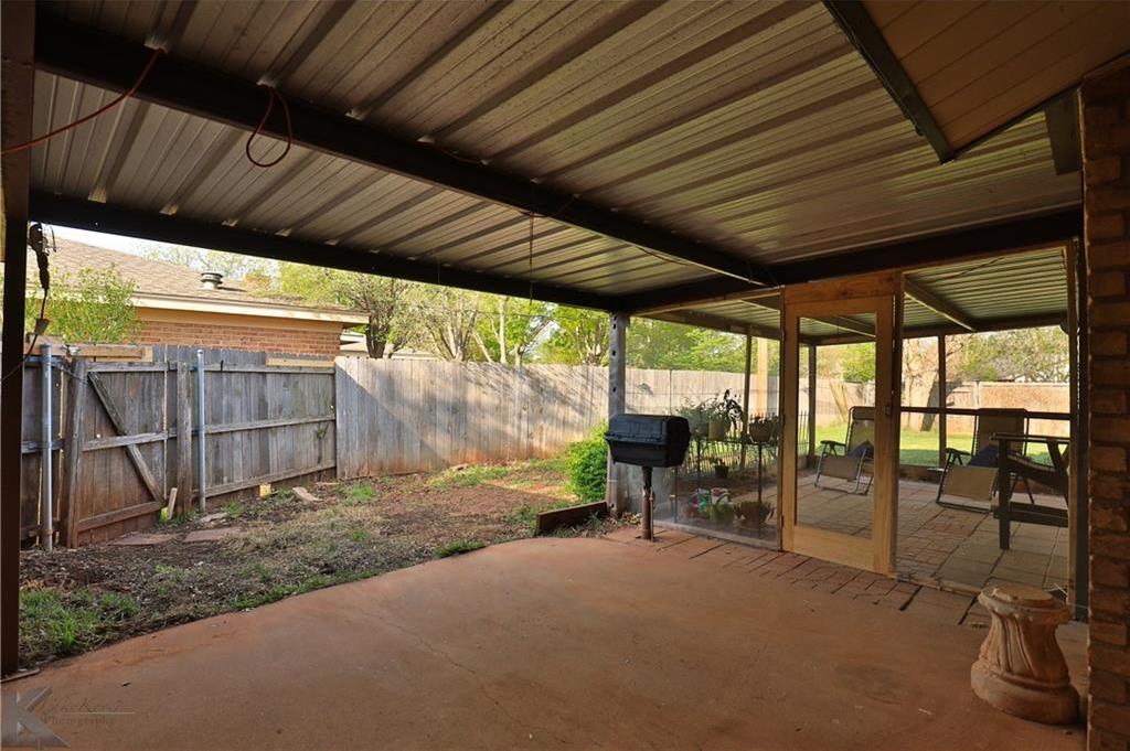 Sold Property   2326 Greenbriar Drive Abilene, Texas 79605 31