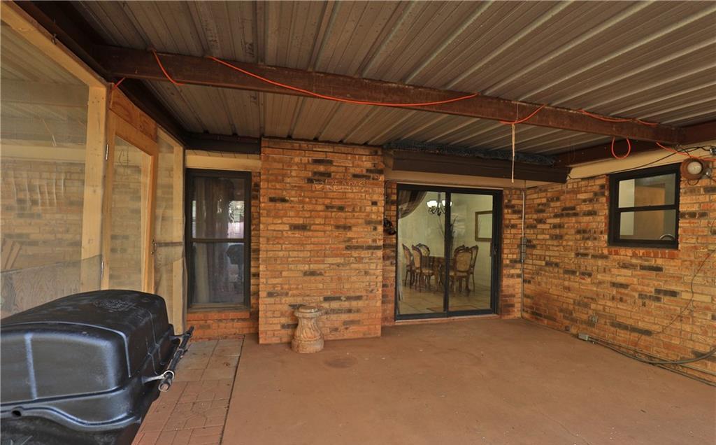 Sold Property   2326 Greenbriar Drive Abilene, Texas 79605 32