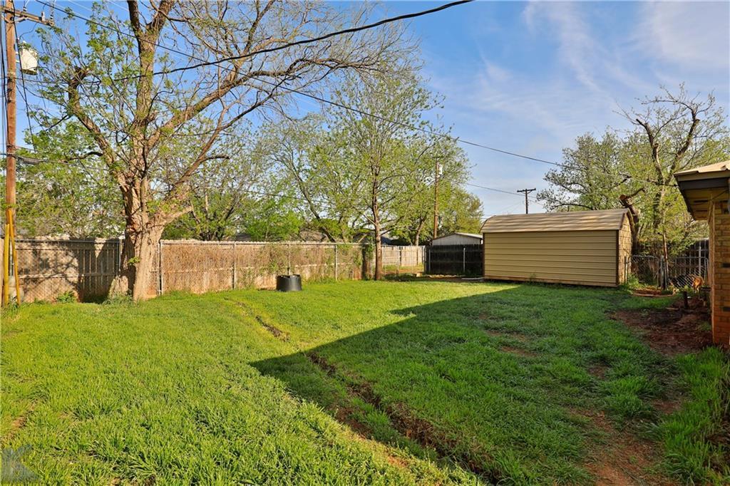 Sold Property   2326 Greenbriar Drive Abilene, Texas 79605 33