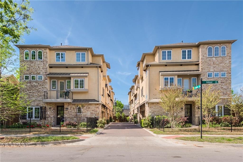 Sold Property | 3639 Azure Court Dallas, TX 75219 1