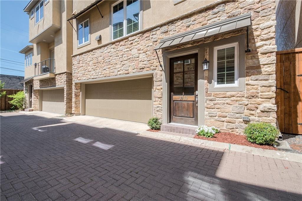Sold Property | 3639 Azure Court Dallas, TX 75219 2