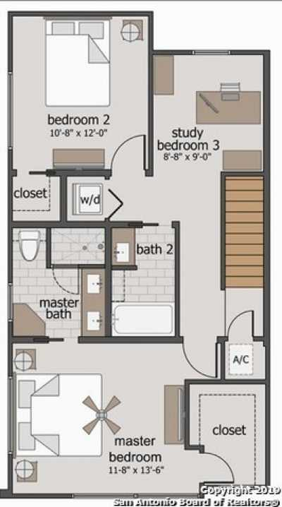 Property for Rent | 913 OGDEN ST  San Antonio, TX 78212 13
