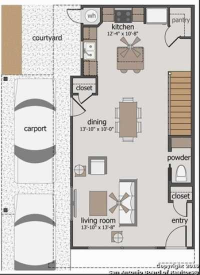 Property for Rent | 913 OGDEN ST  San Antonio, TX 78212 14