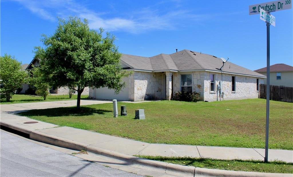 Sold Property | 300 Grutsch Drive Bastrop, TX 78602 5
