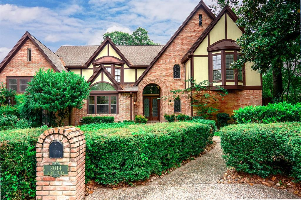 Active | 2014 Wind Creek Drive Kingwood, TX 77345 0