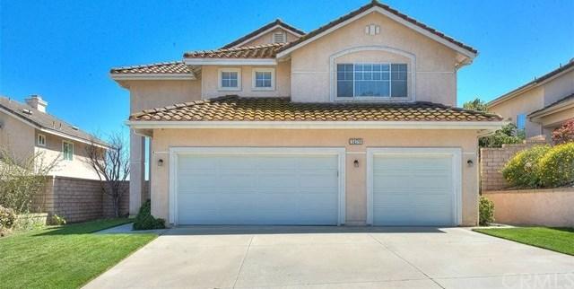 Active | 5179 Copper Road Chino Hills, CA 91709 0