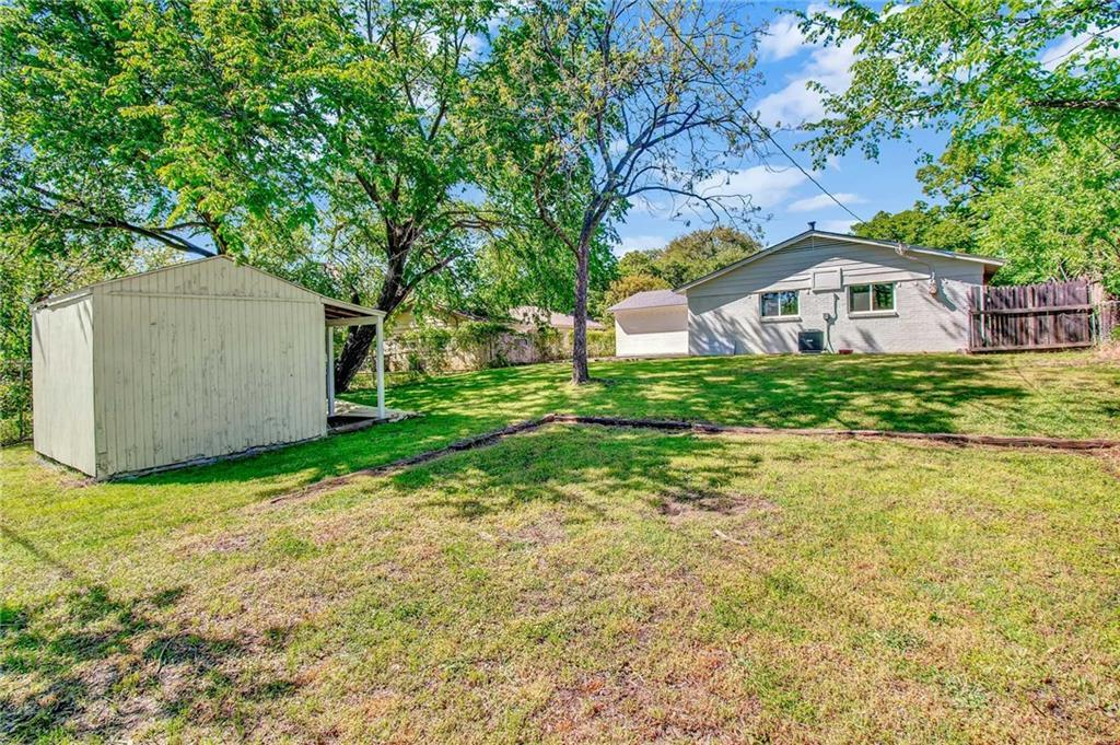 Sold Property | 6628 Ellis Road Fort Worth, Texas 76112 16