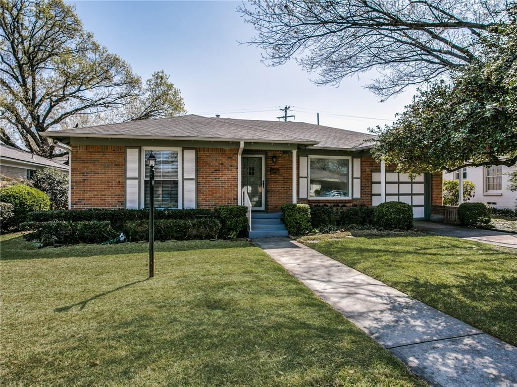 Sold Property | 6150 Saint Moritz Avenue Dallas, TX 75214 0