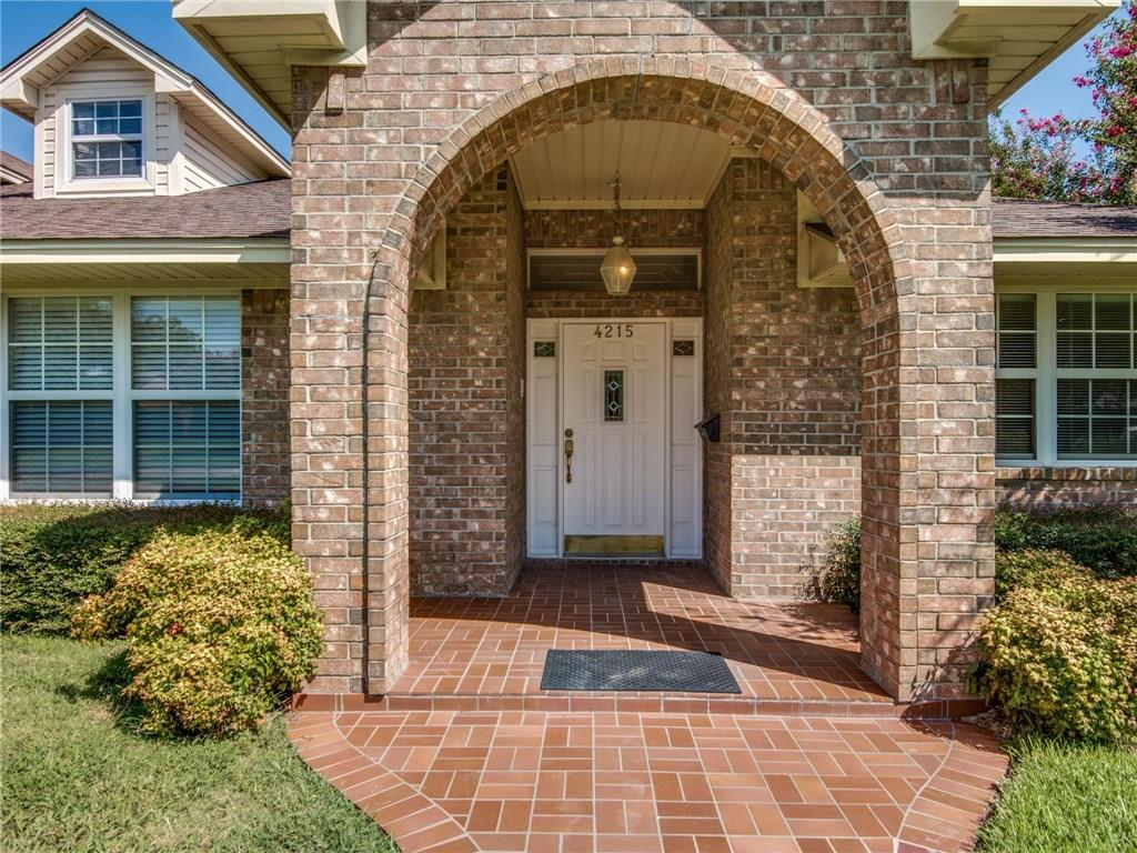 Sold Property | 4215 Myerwood Lane Dallas, Texas 75244 2