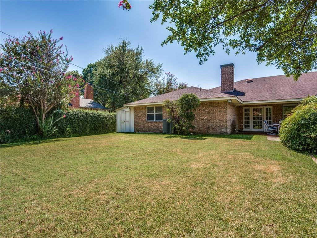 Sold Property | 4215 Myerwood Lane Dallas, Texas 75244 23