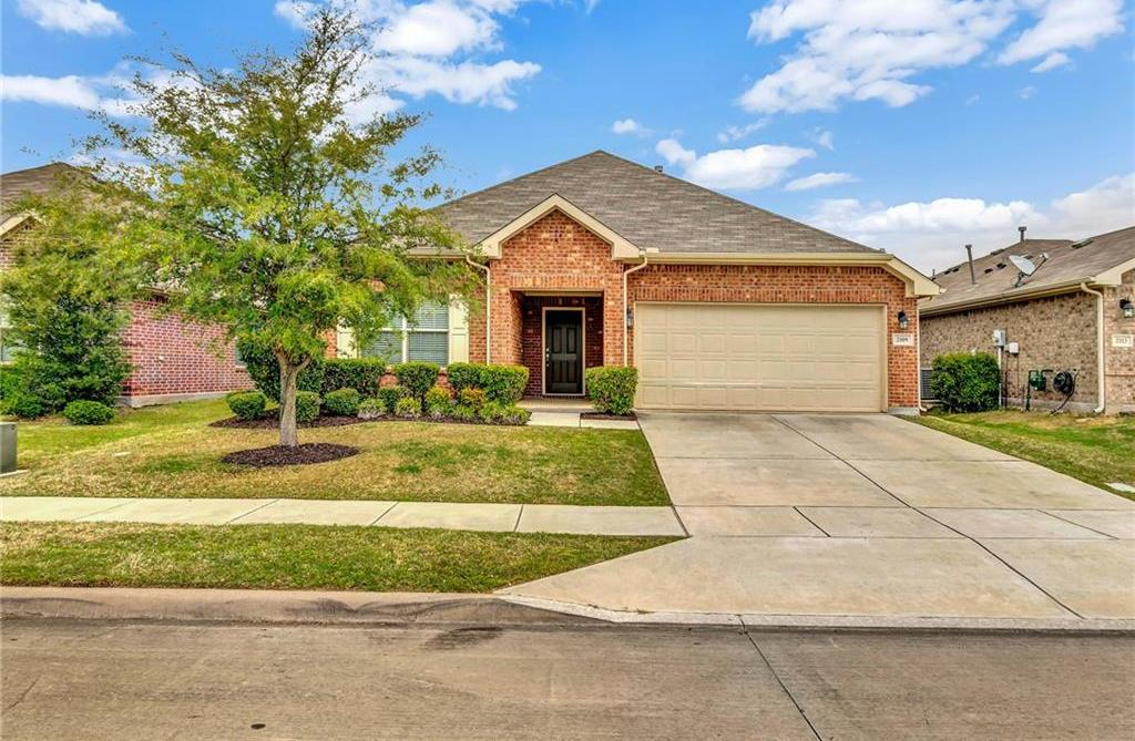 Sold Property | 2109 Sun Creek Drive Little Elm, Texas 75068 1
