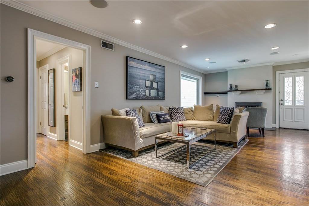 Sold Property | 7016 Irongate Lane Dallas, Texas 75214 3