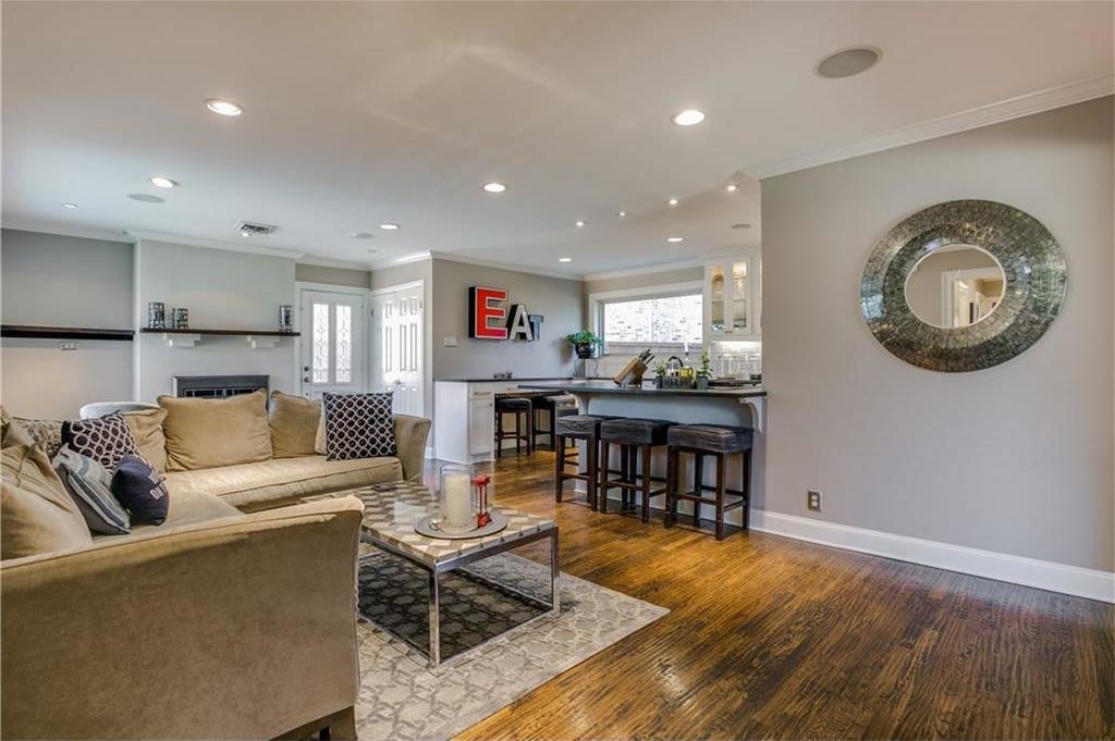 Sold Property | 7016 Irongate Lane Dallas, Texas 75214 5