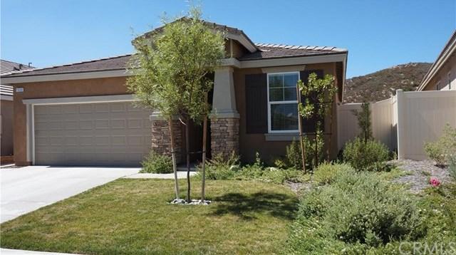 Closed | 1535 Tattlesall  Beaumont, CA 92223 1