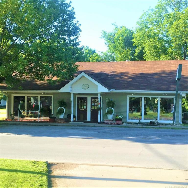 Active | 405 NE 1st Street Pryor, Oklahoma 74361 7