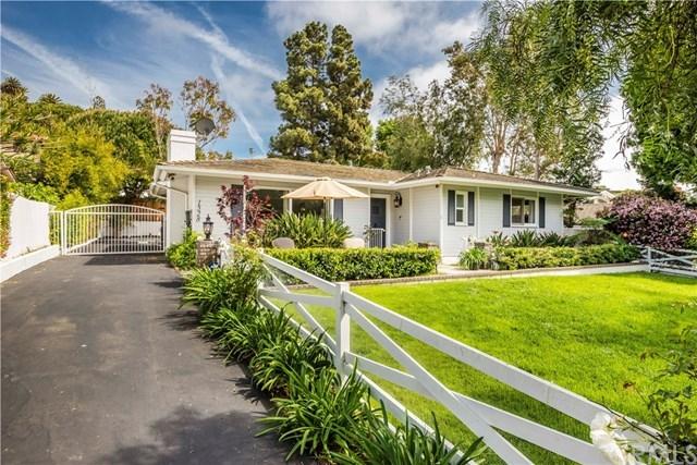 Closed | 1528 Palos Verdes  Drive Palos Verdes Estates, CA 90274 1
