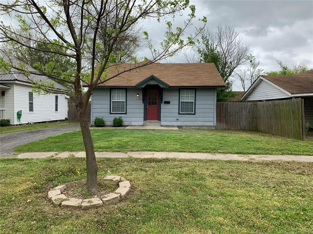 Off Market | 107 N Hogan Street Pryor, Oklahoma 74361 0