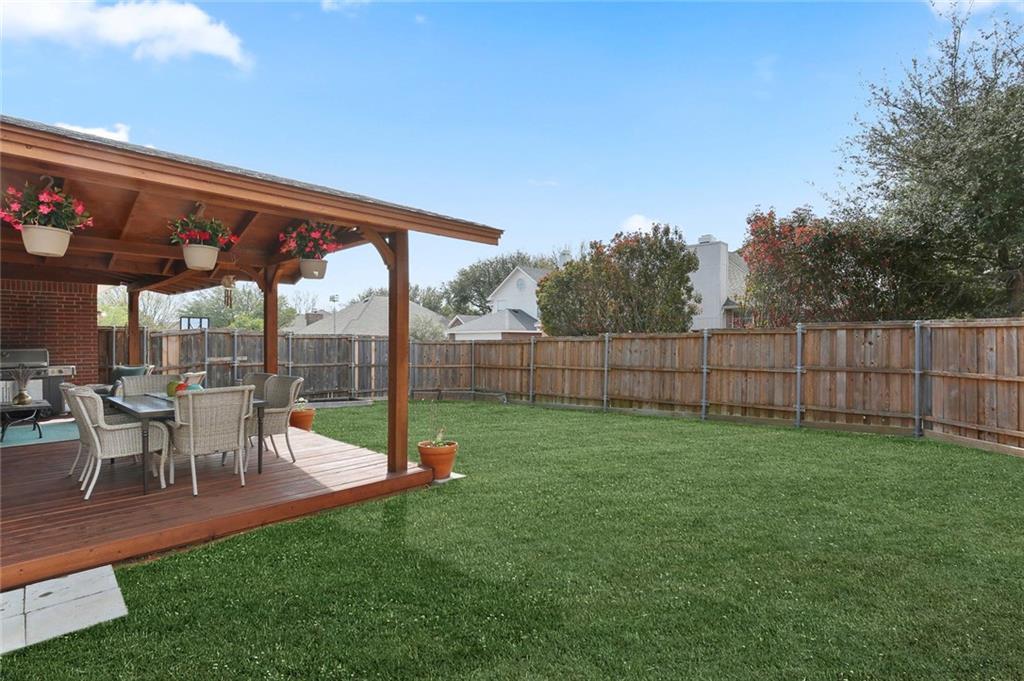 Sold Property | 1328 Kentshire Circle Plano, Texas 75025 33