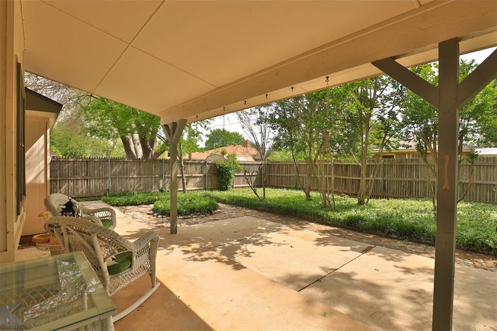 Sold Property | 4857 Annette Lane Abilene, Texas 79606 32